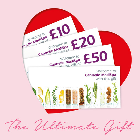 The Ulitimate Beauty Gift for Valentines Day from Cannelle Medispa
