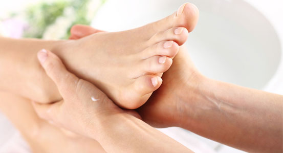 Calluspeeling NOW ONLY £15 When added to any pedicure treatment