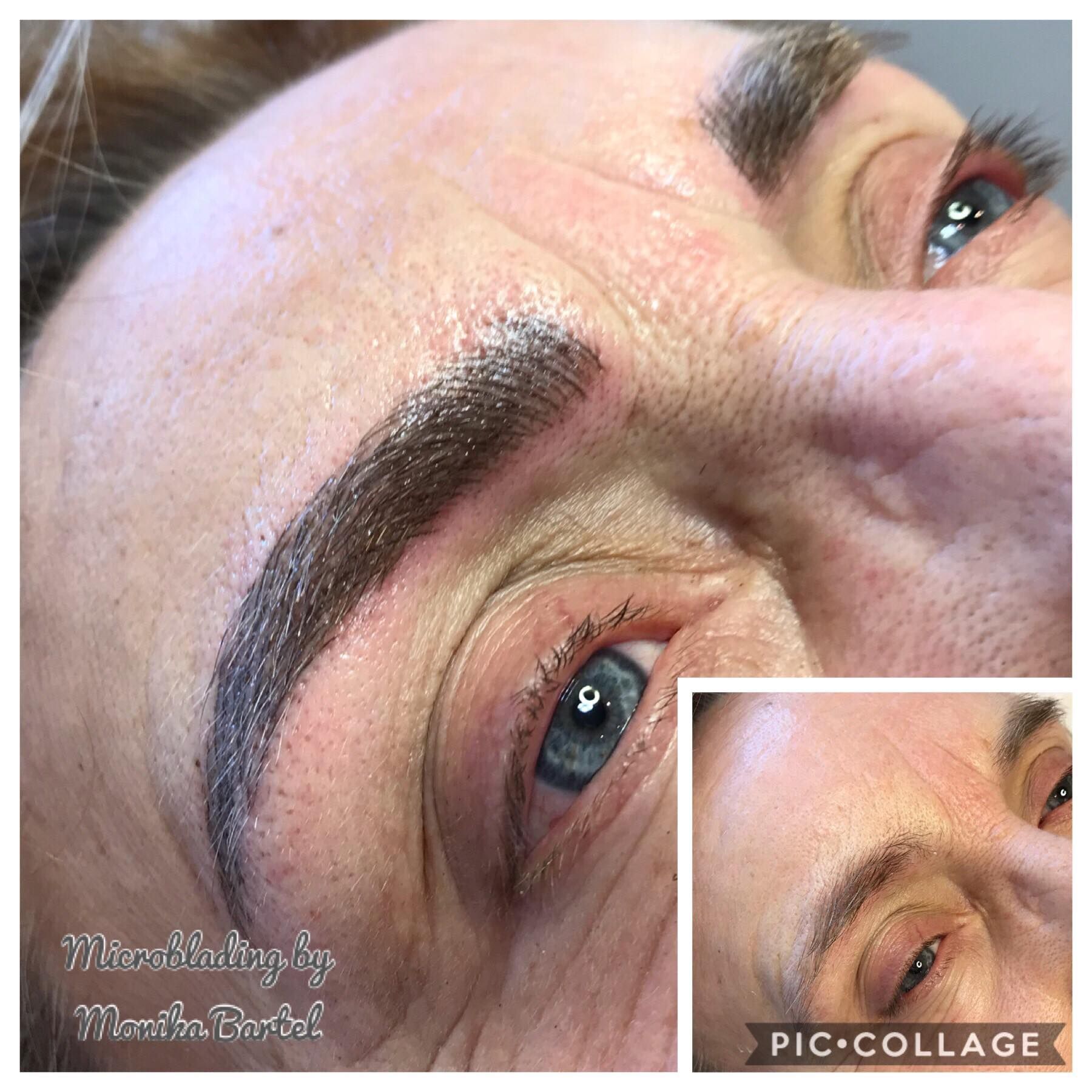 Microblading available at Cannelle Oxford