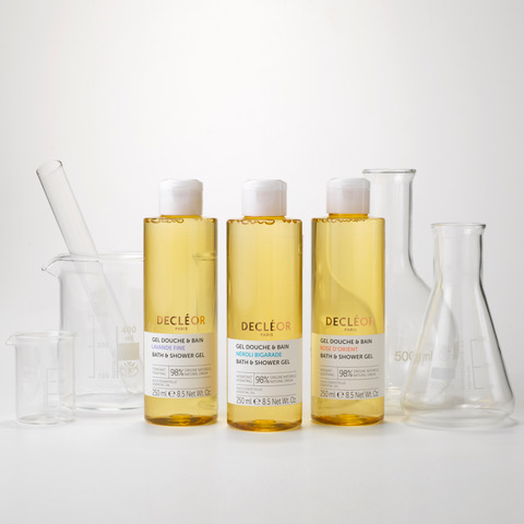 NEW IN! Decléor's beautiful NEW Shower Gels have arrived and they do not disappoint!