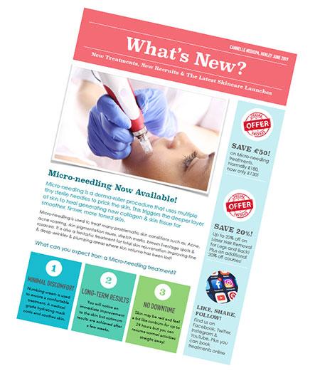 Download the June Cannelle Medispa Henley Newsletter