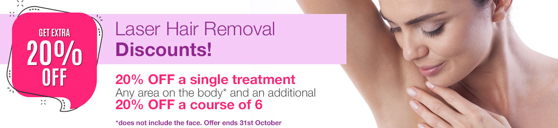 Discounts on laser hair removal in oxford and henley