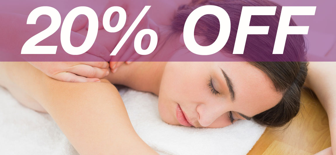 25% off new customer beauty treatments henley and oxford