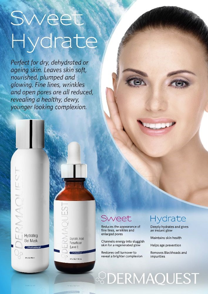 DermaQuest Sweet Hydrate Facial
