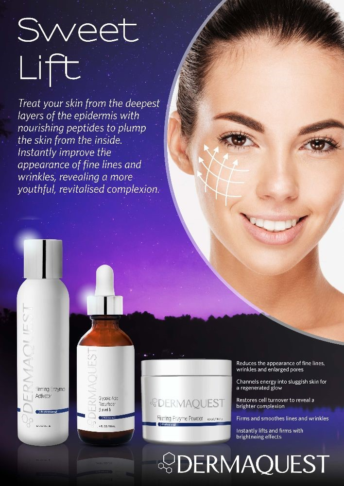 DermaQuest Sweet Lift Facial