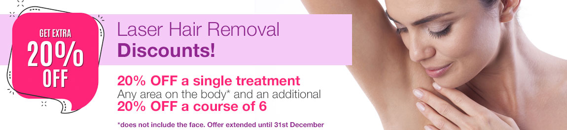 Laser Hair removal oxford and henley huge discounts, special offer