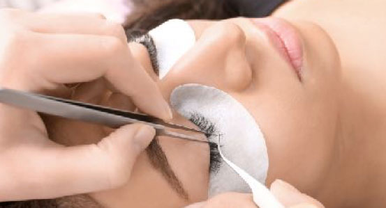 Nouveau lashes and lvl lashes offer