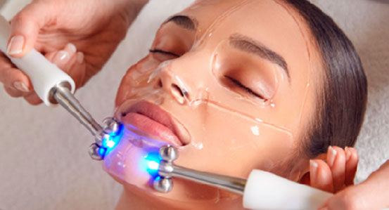 offers on advanced facial toning from CACI Synergy in oxford