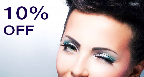 10% DISCOUNT OFF BEAUTY TREATMENTS FOR ALL NHS EMPLOYEES AND ARMED FORCES COMMUNITY PERSONNEL.