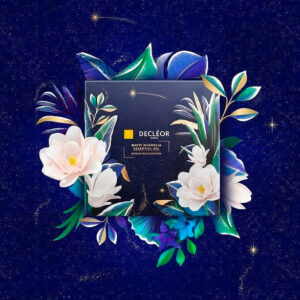 WHITE MAGNOLIA REGENERATION GIFT SET